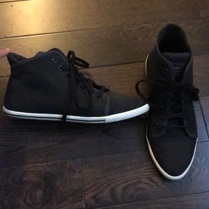 Marc by Marc Jacobs Black Sneakers. Size 9 (39)
